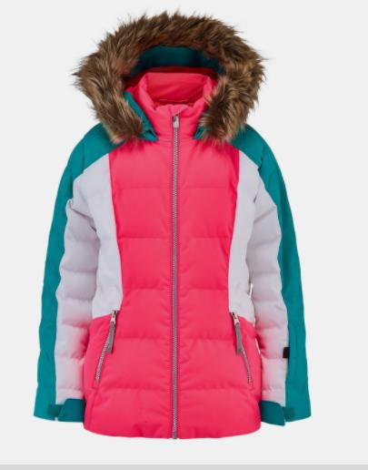 Girl's Atlas Synthetic Down Jacket