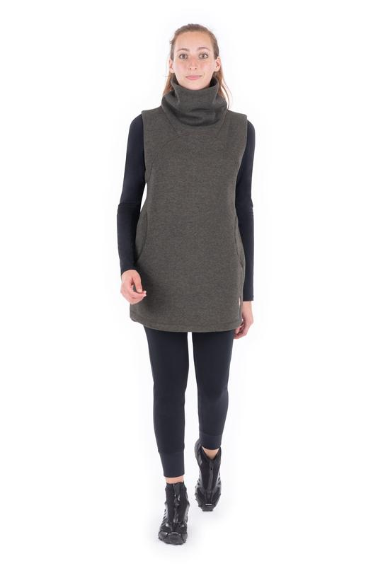 Women's Toga Fleece Tunic