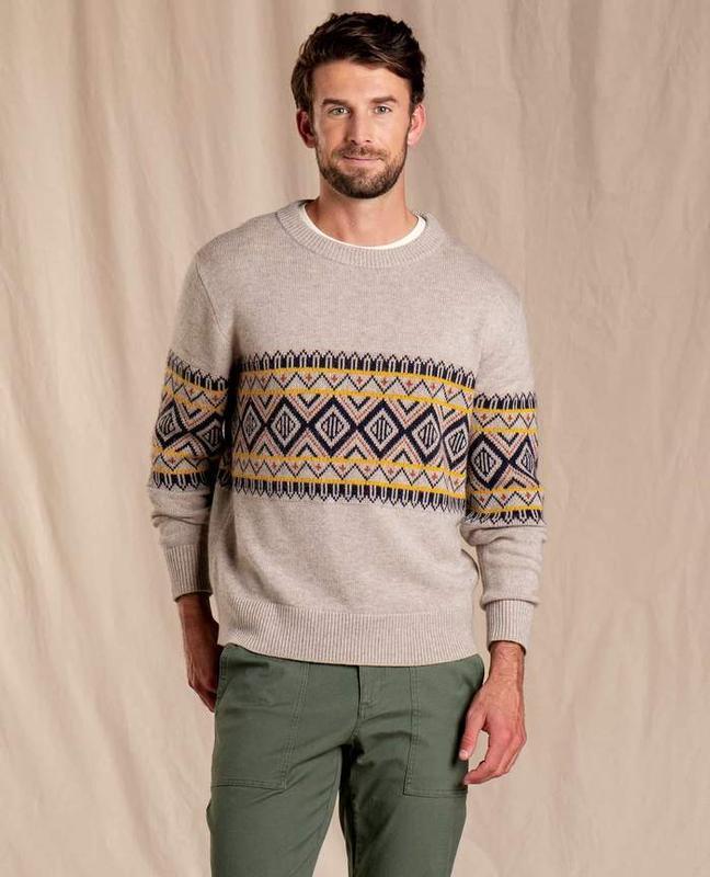 Men's Cazadero Crew Sweater