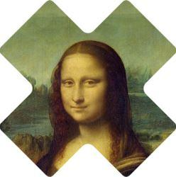 Mona Lisa Patch
