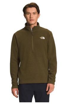 Men's Textured Cap Rock 1/4 Zip Fleece