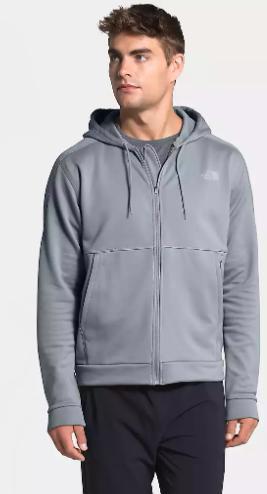 Men's Kinetic Fleece Full Zip Hoodie