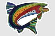 Colorado Greenback Cutthroat Trout Patch