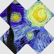 Starry Night Patch