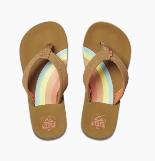 Girl's Ahi Sandals