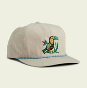 Toucan Snapback Cap