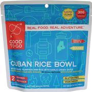 Cuban Rice Bowl