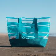 Clear Sand Free Tote