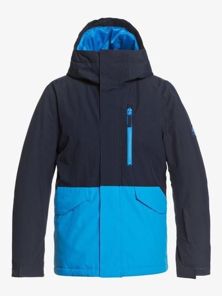 Boy's Mission Solid Jacket