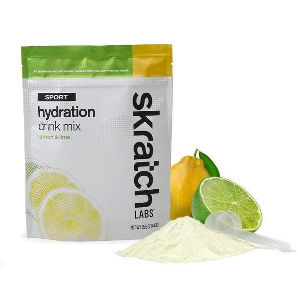 Lemon Lime Hydration 440g