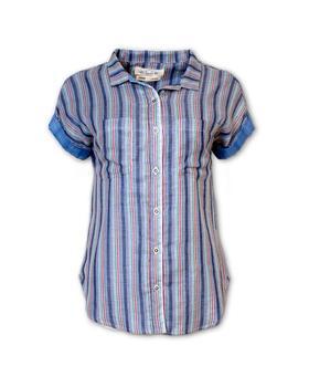 Women's Double Knit Ss Shirt