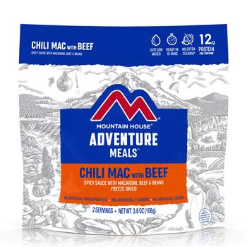 2p Chili Mac With Beef