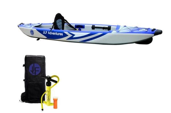 11 ' Inflatable Kayak Set