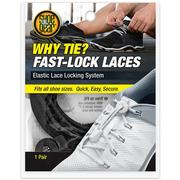 Shoe Gear Why Tie Fast Lock Laces