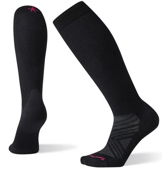 Women's Performance Ski Zero Cushion Over The Calf Socks