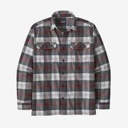 Men's Long Sleeve MW Fjord Flannel Shirt