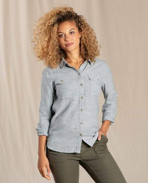 Women's Re- Form Flannel Shirt