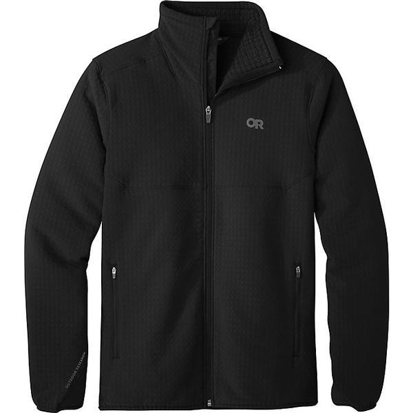 Mens ' Vigor Plus Fleece Jacket