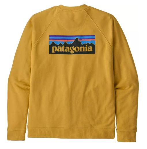 Men's P- 6 Logo Organic Cotton Crew Sweatshirt