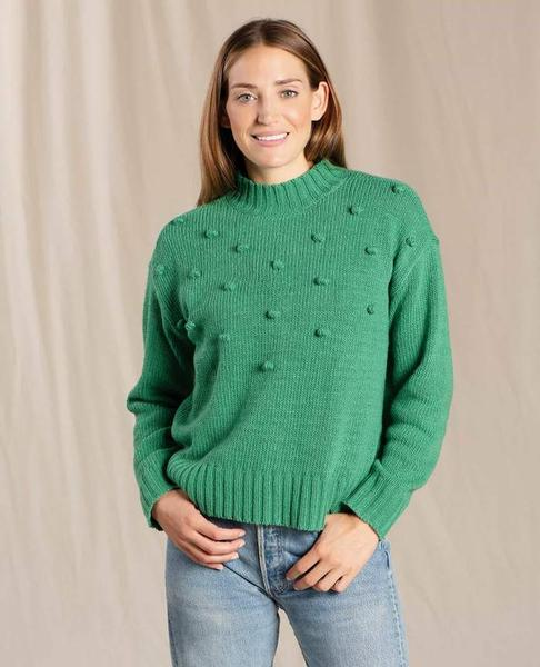 Women's Santa Ana Crew Sweater