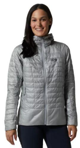Women's Ghost Shadow Hooded Jacket