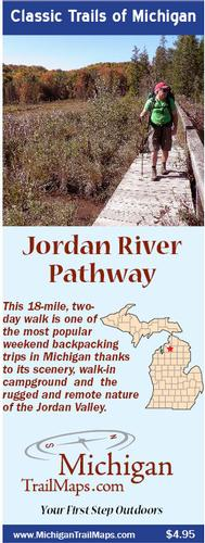 Jordan River Pathway Trail Map And Guide