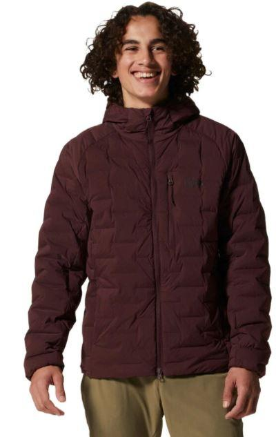 Men's Stretchdown ™ Hooded Jacket