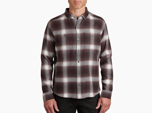 Law Flannel Long Sleeve