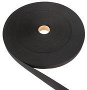 3/4 Nylon Webbing Black