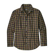 Long-Sleeved Organic Pima Cotton Shirt