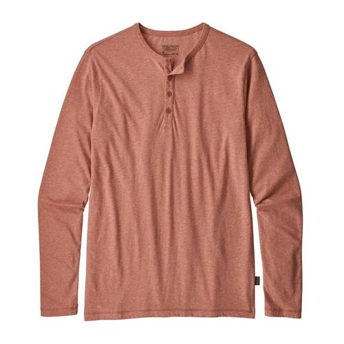 Long- Sleeved Daily Henley