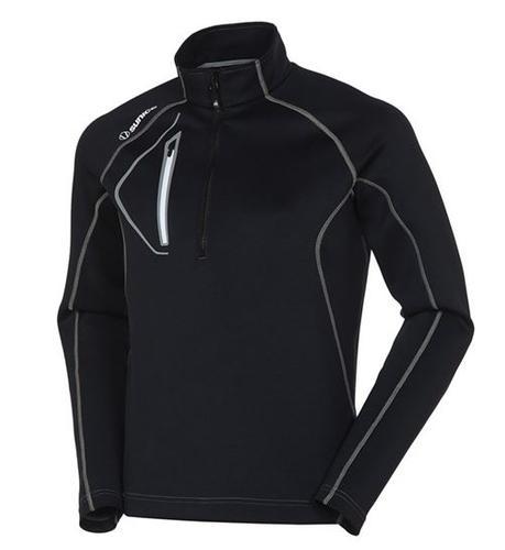 Allendale Superlitefx Stretch Thermal Half- Zip Pullover