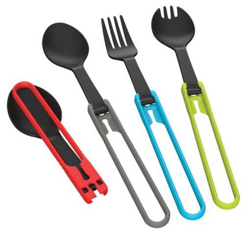 Folding Fork- Green