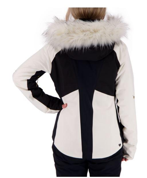 Women's Malaki Jacket w/ Faux Fur