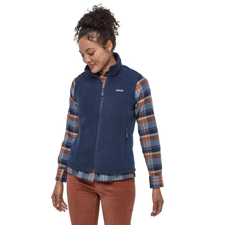 Women's Classic Synchilla Fleece Vest