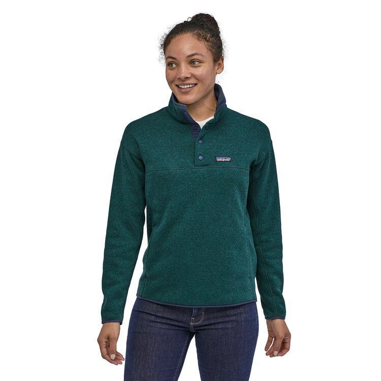 Women's Lightweight Better Sweater Marsupial Pullover