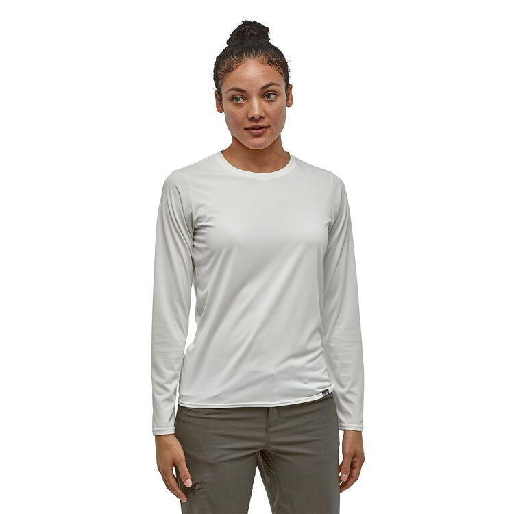 Women's Long-Sleeved Capilene Cool Daily Shirt