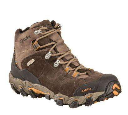 Oboz Footwear Bridger Mid Waterproof