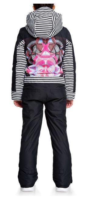 Girl's Formation Snowsuit