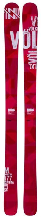 The Volkl Mantra Skis 2015 at Bill and Paul's