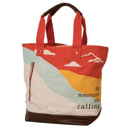 Backcountry Tote