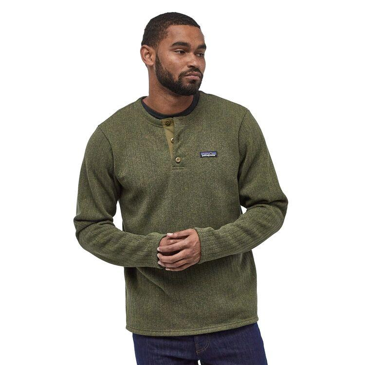 Patagonia Better Sweater Henley