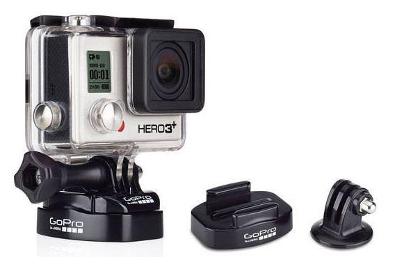 Different uses of the GoPro Tripod Mount.