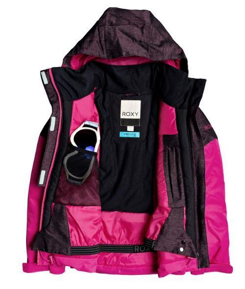 Girl's Frozen Flow Snow Jacket