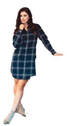 Women's Saloon Shirt Dress