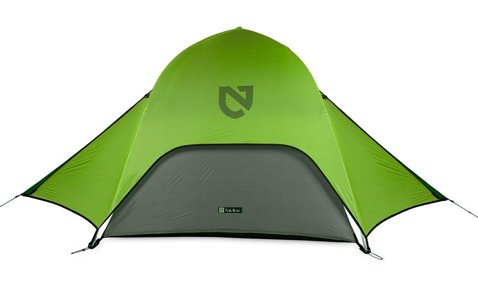 Wide vestibules for meal prep and storing your packs or whatever isn't welcome in the tent with you.